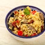 Salade de boulgour & Poulet