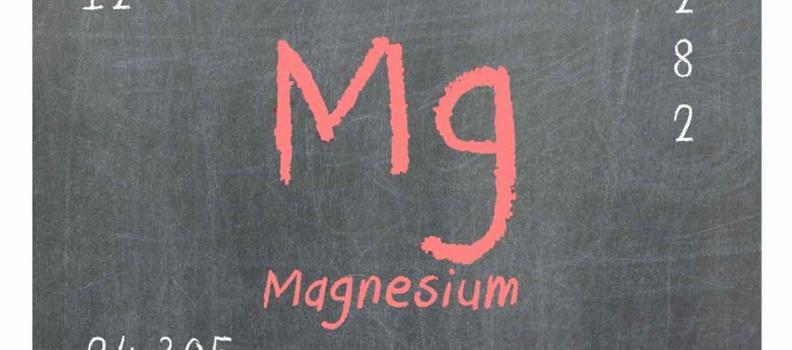Êtes-vous en manque de magnésium?
