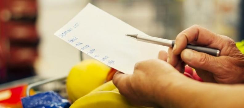 Quelle liste de courses à établir pour «bien manger» au quotidien?