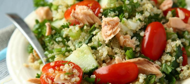 Quinoa Nicois